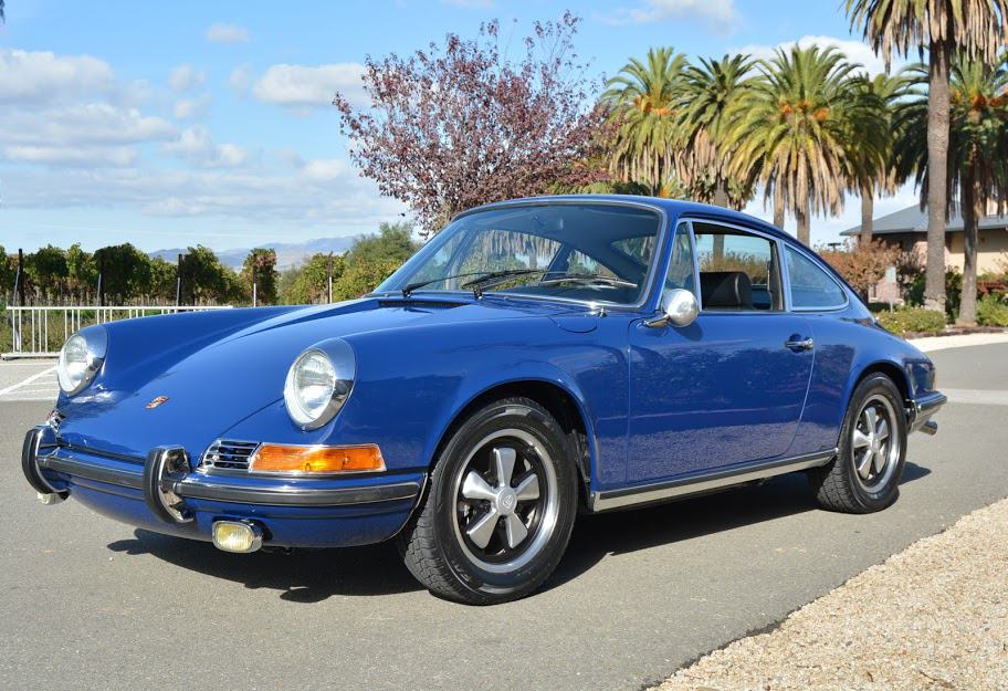 2018 Cars Usa >> 1970 Porsche 911E Coupe For Sale - Contact DUSTY CARS