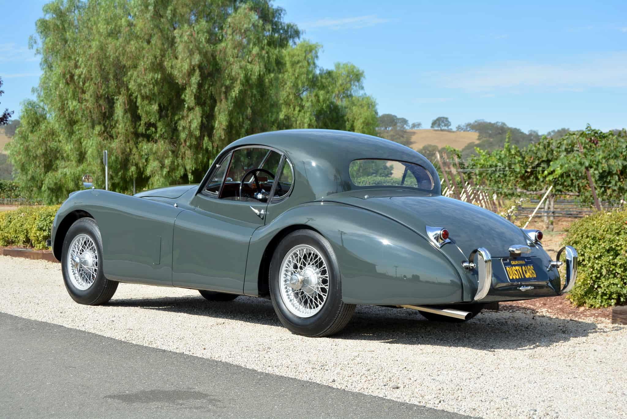 1952 Jaguar XK120 Coupe | Dusty Cars