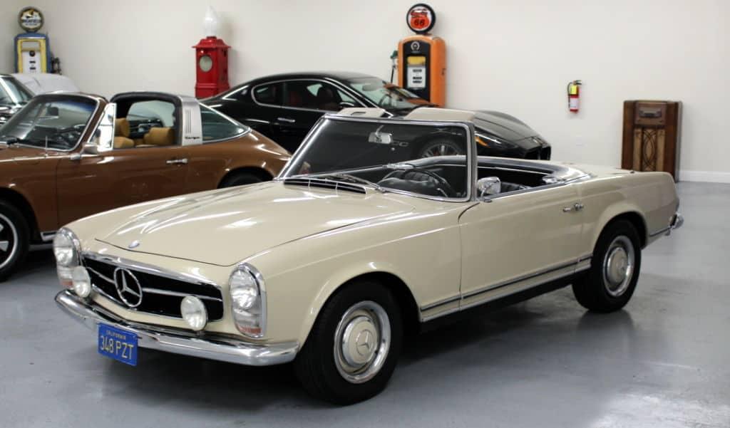 1966 Mercedes 230SL Roadster