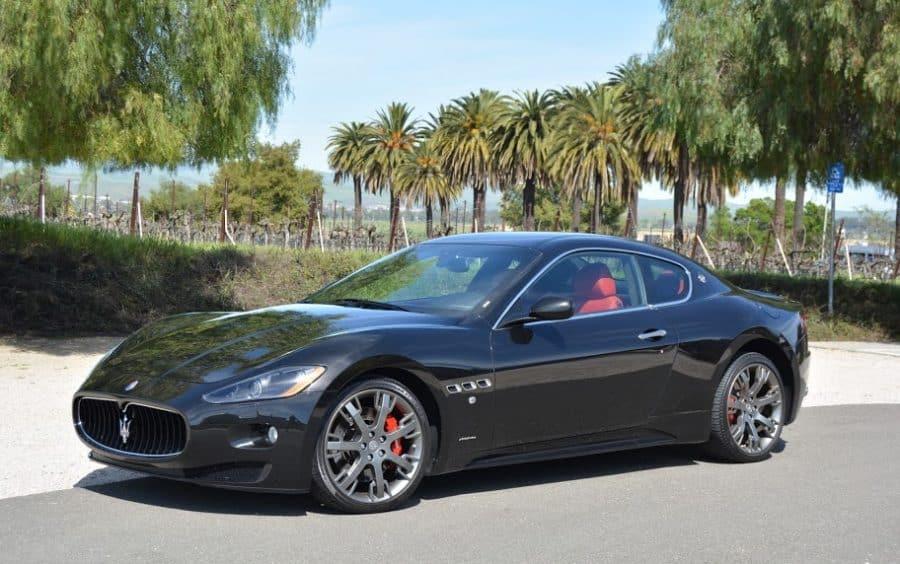 2009 Maserati GranTurismo S For Sale - Contact DUSTY CARS