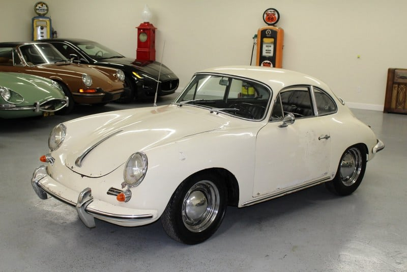 1963 Porsche 356B Super 90 Coupe