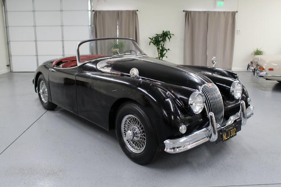 1960 Jaguar XK150 Roadster