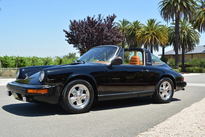 2018 Cars Usa >> 1977 Porsche 911S Targa For Sale - Contact DUSTY CARS