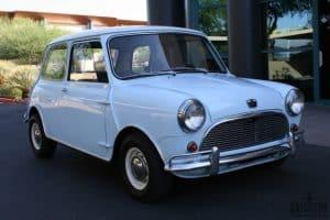 1960 Austin Mini Cooper