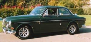 1960 Volvo P6