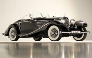 1936 Mercedes Benz 540K Special Roadster