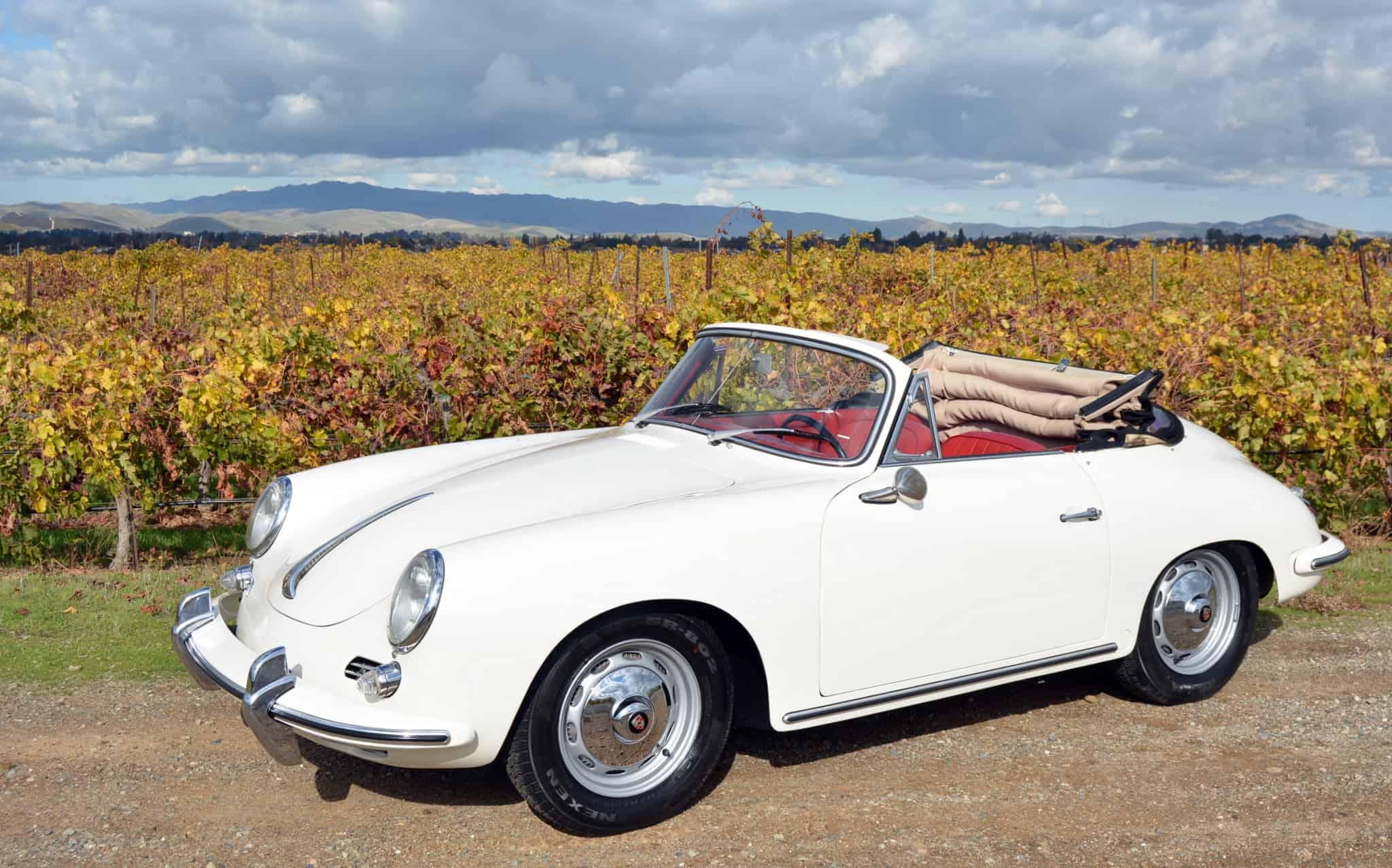 1962 Porsche 356b Reutter Cabriolet For Sale Contact Dusty Cars