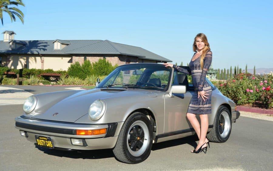 1989 porsche 911 carrera targa for sale - contact dusty cars