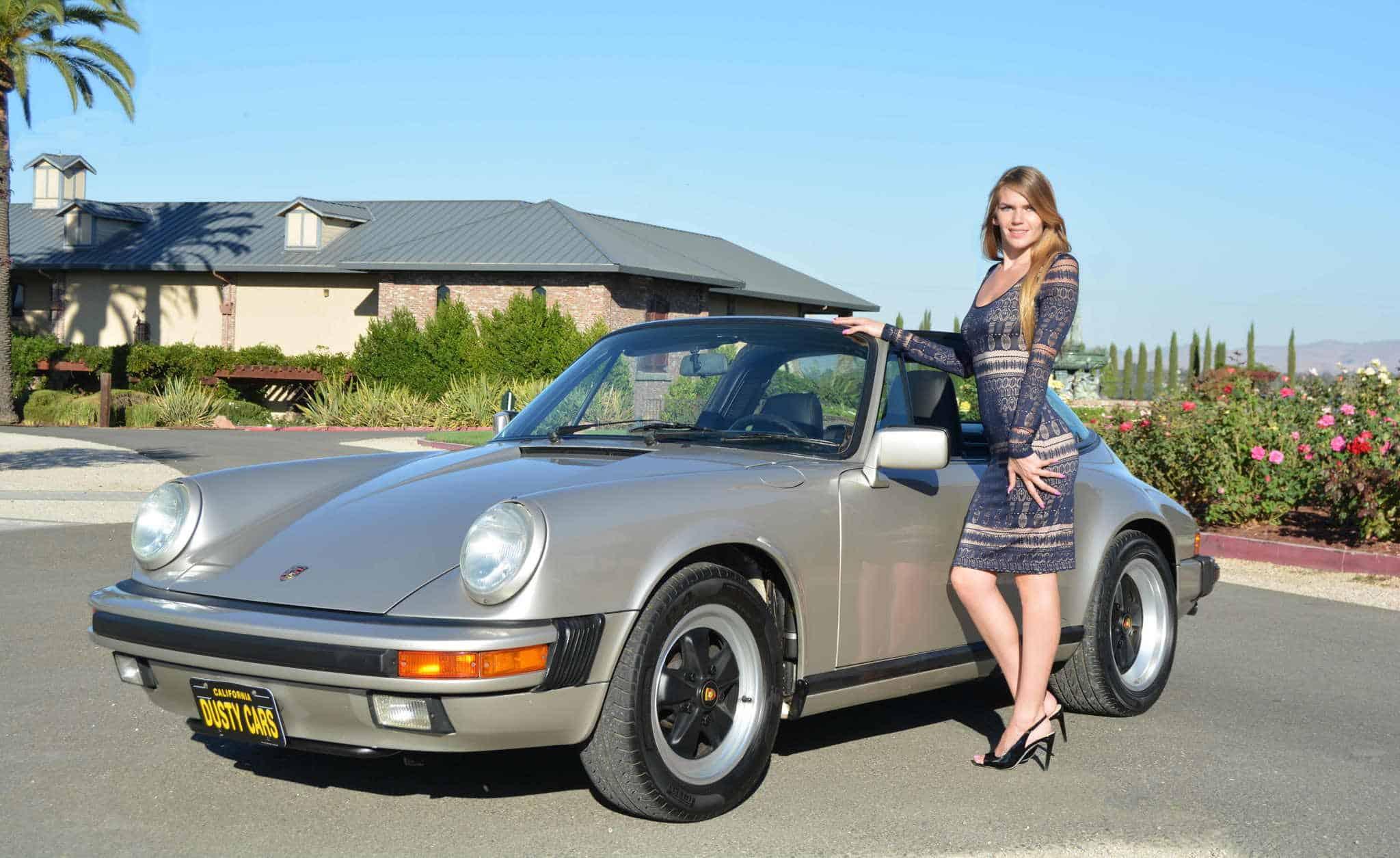 1989 Porsche 911 Carrera Targa For Sale Contact Dusty Cars