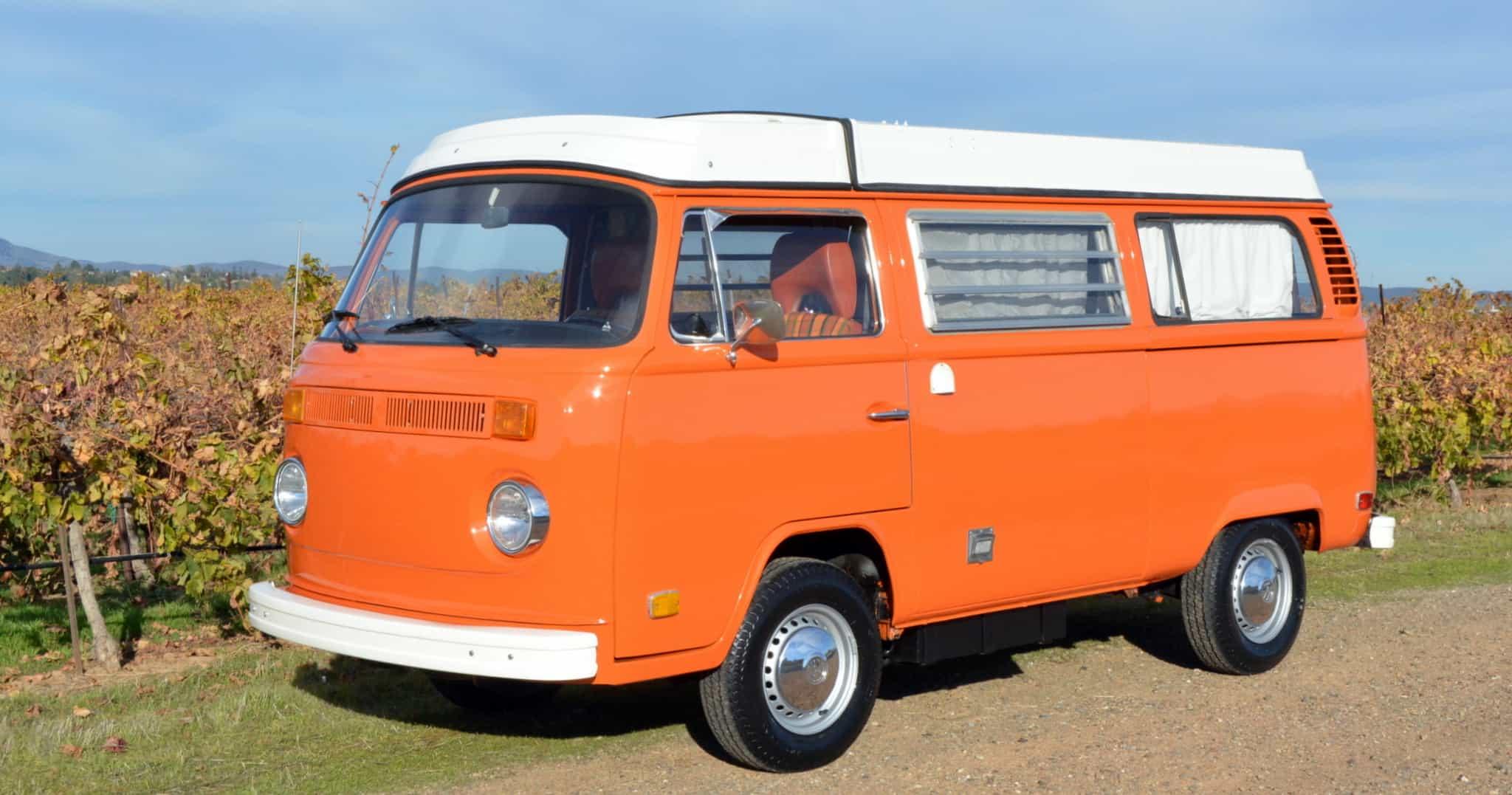 1974 volkswagen westfalia camper for sale contact dusty cars. Black Bedroom Furniture Sets. Home Design Ideas