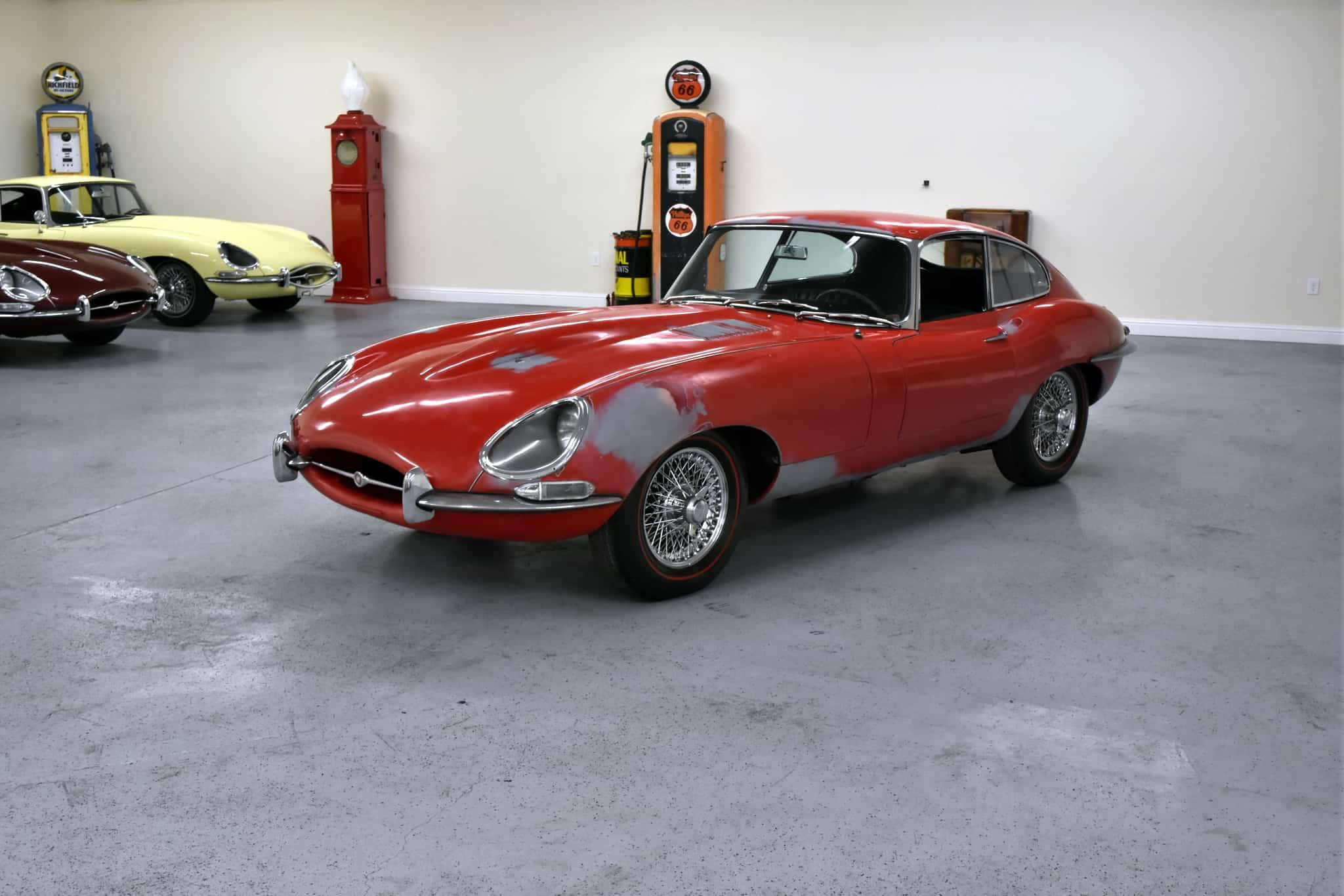 1967 Jaguar E-type Coupe Series 1 | Dusty Cars