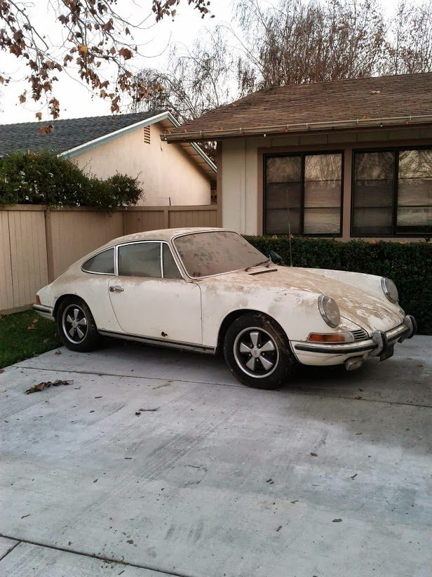 classic car for sale - 1969 Porsche 911S Coupe - $40k