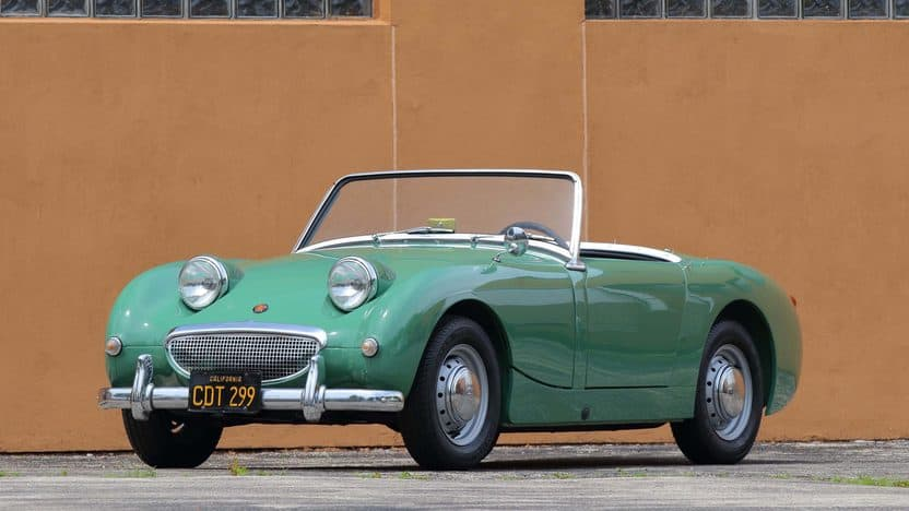 Austin Healey Bugeyed Sprite