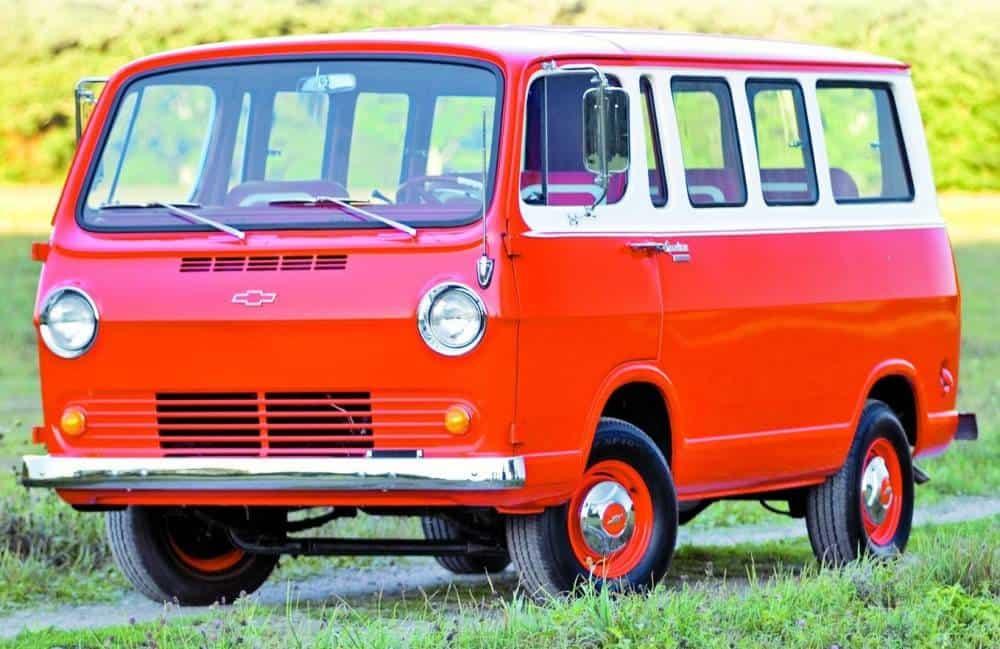 Chevrolet G Series Van