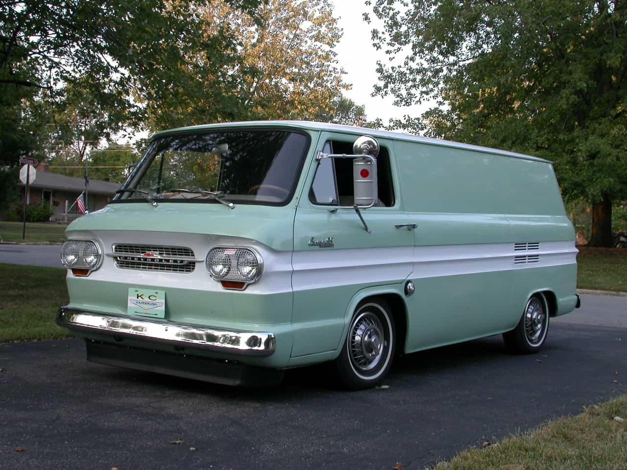 Chevrolet Corvan