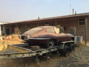dusty cars